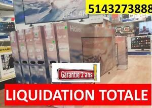 ///////RABAIS INCROYABLES SUR TV SAMSUNG LG HAIER VIZIO TABLETTE CEL  BOITE ORIGINALE GARANTIE 24 MOIS STOCK LIMITE