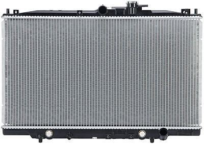 New Direct Fit Complete Aluminum Radiator 2.3L SOHC for a 98-02 Honda Accord