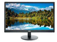 Computer Monitor 23.6inch AOC