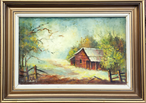 'AUTUMN MORNING'   by  M. SABIEN Morayfield Caboolture Area Preview