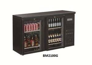 Sale! Two Door Commercial Bar Cooler - Kitchen, Restaurant, Cafe Dandenong Greater Dandenong Preview
