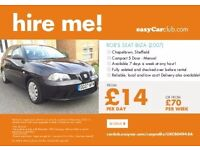 Hire my car! From £14 per day via easyCar Club