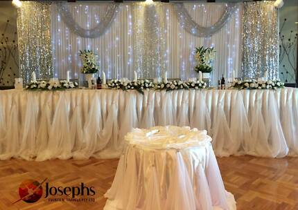 Wedding Backdrop, Engagement Party, Birthday Decoration