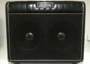 Kustom '36 Coupe 2x10 Electric Guitar Amplifier Thirroul Wollongong Area Preview