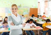 Cours de soutien scolaire  (Anglais)