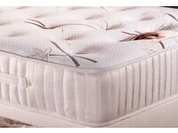 Day Of Choice Delivery BRANDNEW Double Bed+26cm Memory foam Mattress+Headboard Factory Direct