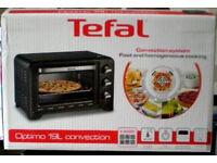 New Tefal Oven 19L £50.