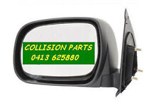 TOYOTA HILUX 2005 TO 2011 DOOR MIRROR MANUAL PASSENGER SIDE NEW Middle Dural The Hills District Preview