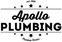 Apollo Plumbing - Drain Cleaning Discount