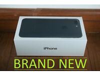 APPLE IPHONE 7 256GB BLACK COLOUR SEALED BRAND NEW SIM FREE UNLOCKED