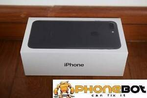 Almost New opened box iPhone 7 Plus 128GB Matte black@PhoneBot St Kilda Port Phillip Preview