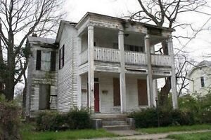 Investor Special! Needs a Rehabber- $$$$ POTENTIAL