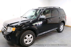 2012 Ford Escape XLT w/56,788 km