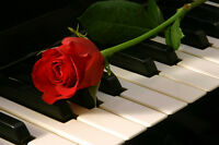 Wedding Pianist available for events