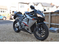 HONDA CBR600RR-5. Black/Silver. Beautiful Standard Bike. 1x owner from new.