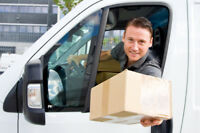 Courier Driver – Permanent, Full Time