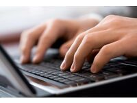 Experienced Home Typist