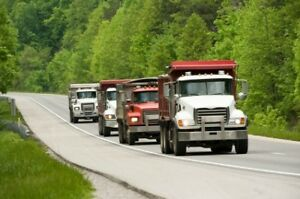 Dump Truck Drivers Needed! $18-20/hr
