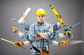 Handy man, fix small and large, plumber, carpenter, joiner, paint and decorating, tiler