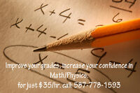 Get results in Math/ Physics