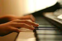 Cours de piano pour tous! Piano Lessons for everyone!