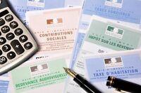 Déclaration d'impôt 2016 / À partir de 15$