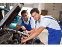 Car Repair and Maintenance, MOT and Accident Repair