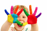 OFFERING child care - FONTHILL