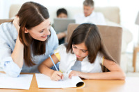 Cours de francais et aide aux devoirs