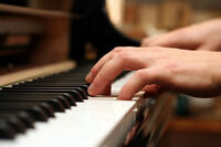 Piano Lessons - All ages - 25 years+ of experience