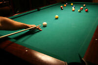 pool players needed .