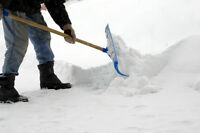 Snow Shoveling and Sanding in Millbrook / Cavan / Bethany Area
