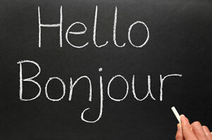 English and French Lessons in West Island: ALL LEVELS