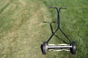 Reel mower  Kitchener / Waterloo Kitchener Area image 1