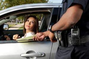 NEVER PAY ANOTHER SPEEDING TICKET