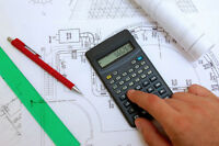 Professional Estimating Services - All trades