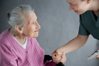 Do You Love Working With Seniors?