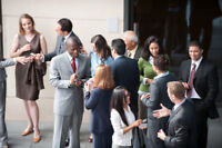 Do you want to network with other business professionals?