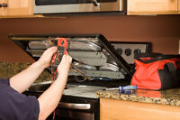 Oven and Stove Repair Services! Appliance Repairs GTA 24H