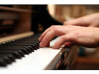 Piano and Theory of Music Lessons with Shane Jackson BMus(hons) MSc in Music Technolgy