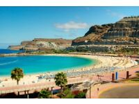 2 return flight tickets London - Gran Canaria Island 20.DEC - 28.DEC