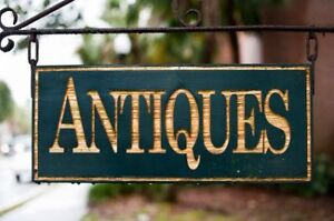 Looking for Antique Furniture