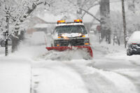 PLOW AND HAND SHOVEL - SNOW REMOVAL - COMMERCIAL AND RESIDENTIAL