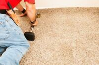 installation ( Carpet ) Restreching/Repairs /Affordable price