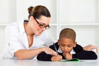 Certified Teachers Offering In-Home/ Library Tutoring (K-12) $25