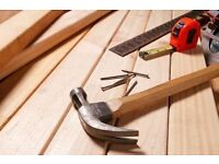 LOCAL CARPENTER - ALSO AVAILABLE WEEKENDS