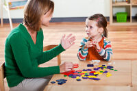 Speech Language Therapy (English)