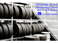 Part Worn Tyres / New Budget Tyres - All Sizes And Brands In Stock! Pressure Tested With New Valve