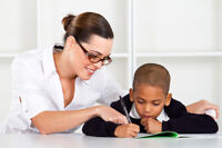 Certified Teachers Offering In-Home/ Library Tutoring (K-12) $25