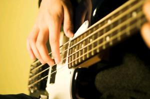 Cover band seeking Bass Player